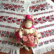 Русский стиль handmade. Livemaster - original item towel wedding. Handmade.