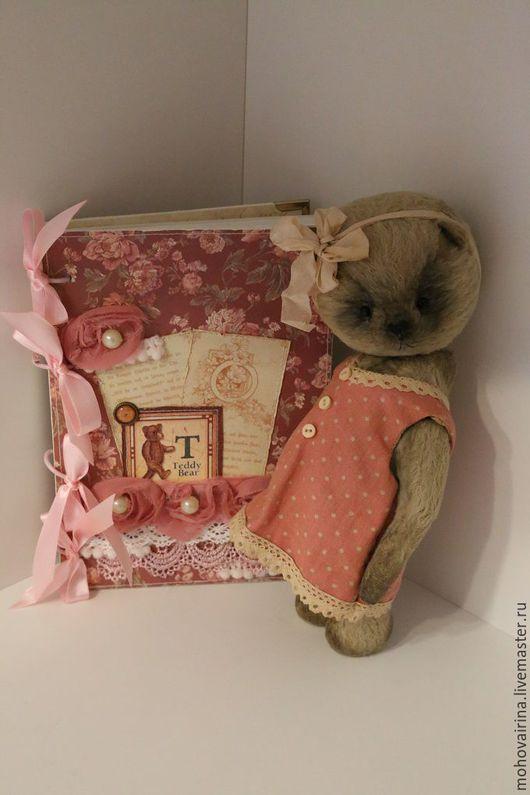 Машенька винтажная мишка .