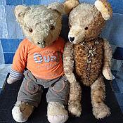 Куклы и игрушки handmade. Livemaster - original item old bears. Handmade.