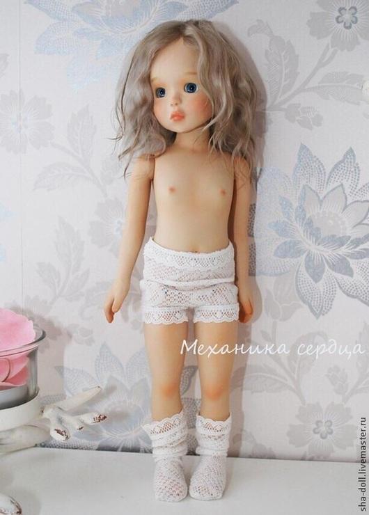 Коллекционные куклы ручной работы. Ярмарка Мастеров - ручная работа. Купить Авторская кукла Лиля. Handmade. Авторская кукла, ребенок