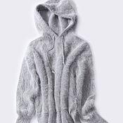 Одежда handmade. Livemaster - original item Fluffy sweatshirt. Handmade.