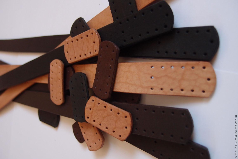 429061fee0f6 Ручки для сумок натуральная кожа пришивные 55 см – купить в интернет ...