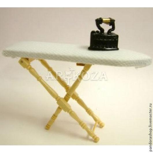 """Куклы и игрушки ручной работы. Ярмарка Мастеров - ручная работа. Купить Миниатюры Heidi Ott 1:12. """"Все для шитья и рукоделия"""" - 3.. Handmade."""