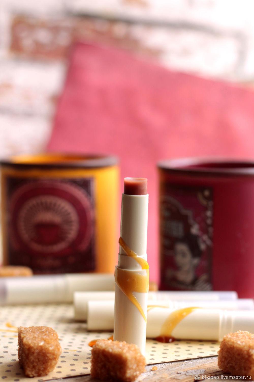 Карамельный бальзам-блеск для губ, Блески для губ, Курган,  Фото №1