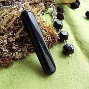Фен-шуй и эзотерика handmade. Livemaster - original item Pendulum black obsidian. Handmade.