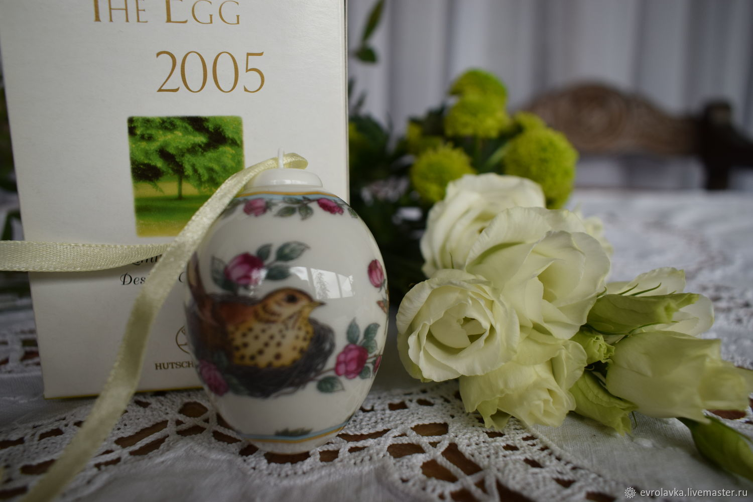 Porcelain easter egg from hutschenreuthergermany shop online on imperia evrolavka easter gifts handmade porcelain easter egg from hutschenreuthergermany imperia evrolavka negle Image collections