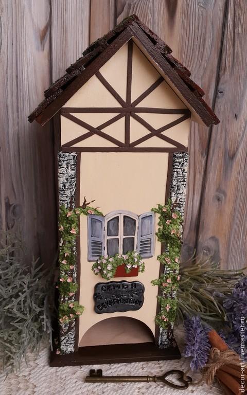 Чайный домик Баварский.Кухня ручной работы. Чайный домик именной. Анастасия  (Decor-art)