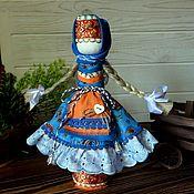 """Народная кукла ручной работы. Ярмарка Мастеров - ручная работа Куклы: Народная кукла-оберег """" На удачное замужество"""". Handmade."""