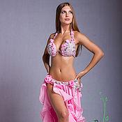 """Одежда ручной работы. Ярмарка Мастеров - ручная работа Восточный костюм """"Pink"""". Handmade."""