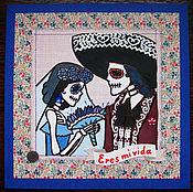 """Открытки ручной работы. Ярмарка Мастеров - ручная работа Открытка """"Eres mi vida"""". Handmade."""