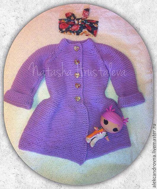 Одежда для девочек, ручной работы. Ярмарка Мастеров - ручная работа. Купить Кардиган Колокольчик. Handmade. Комбинированный, кардиган, кофта, дети