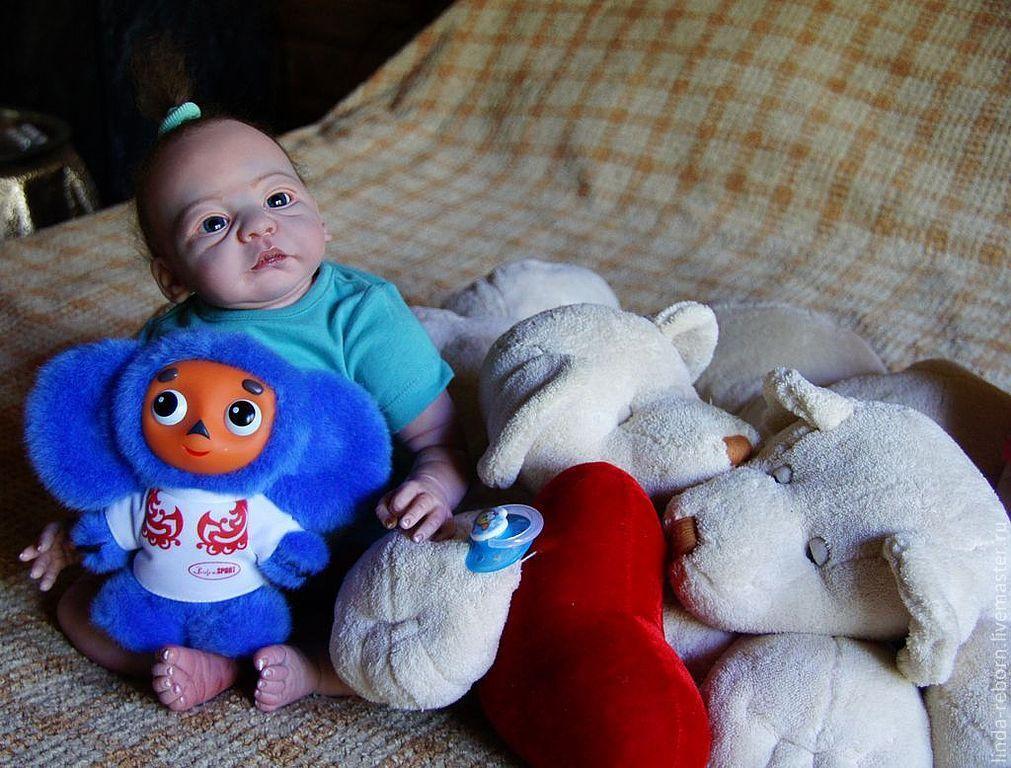 Кукла реборн Таисия, Куклы Reborn, Москва,  Фото №1