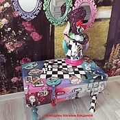 Для дома и интерьера handmade. Livemaster - original item Suitcase for Alice No. №13. Handmade.