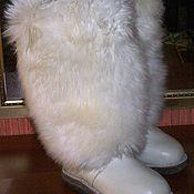 Обувь ручной работы. Ярмарка Мастеров - ручная работа Унты мужские, унты женские, унты детские. Handmade.