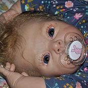 Куклы и игрушки ручной работы. Ярмарка Мастеров - ручная работа Кукла реборн Евочка. Handmade.