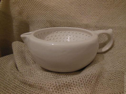 Ванная комната ручной работы. Ярмарка Мастеров - ручная работа. Купить Скаттл (чаша для бритья) - 11 белый. Handmade. Белый