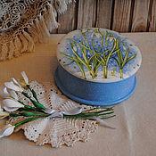 Для дома и интерьера ручной работы. Ярмарка Мастеров - ручная работа Запах весны. Handmade.
