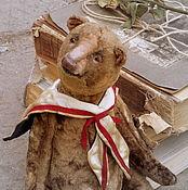 Куклы и игрушки ручной работы. Ярмарка Мастеров - ручная работа My old,favourite  bear ...для Юлии. Handmade.