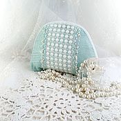 Сумки и аксессуары handmade. Livemaster - original item Cosmetic bag Christmas gift for the New year. Handmade.