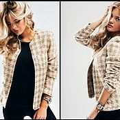 Одежда handmade. Livemaster - original item Jacket 5