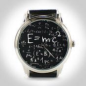 """Украшения ручной работы. Ярмарка Мастеров - ручная работа Часы наручные """"Формула Энергии"""". Handmade."""