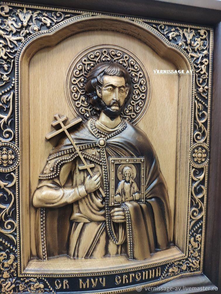 Икона Св.Евгений, Иконы, Санкт-Петербург,  Фото №1