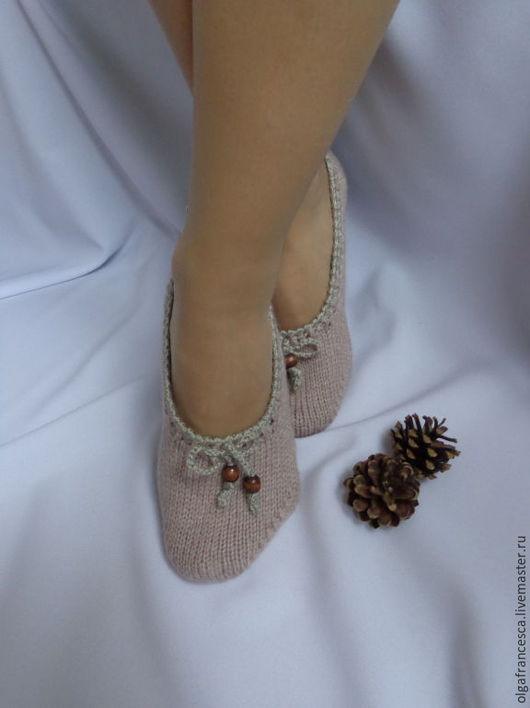 Следки, следки вязаные , носки, носочки, уют в доме, подарок ручной работы, подарок на новый год, подарок на день рождения, домашняя обувь, обувь для дома, вязаные тапочки