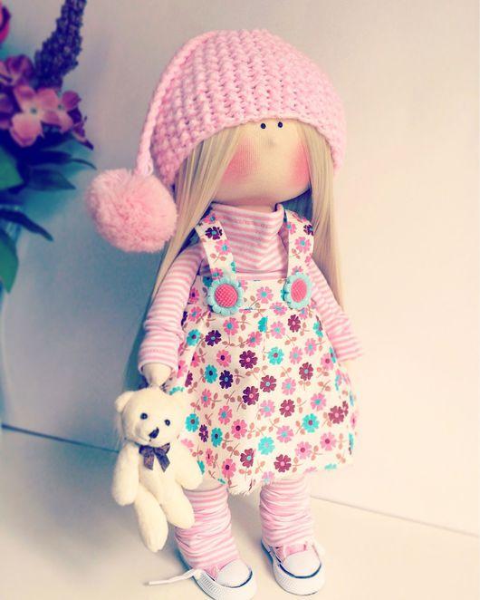 Куклы тыквоголовки ручной работы. Ярмарка Мастеров - ручная работа. Купить Кукла Малышка. Handmade. Кукла ручной работы