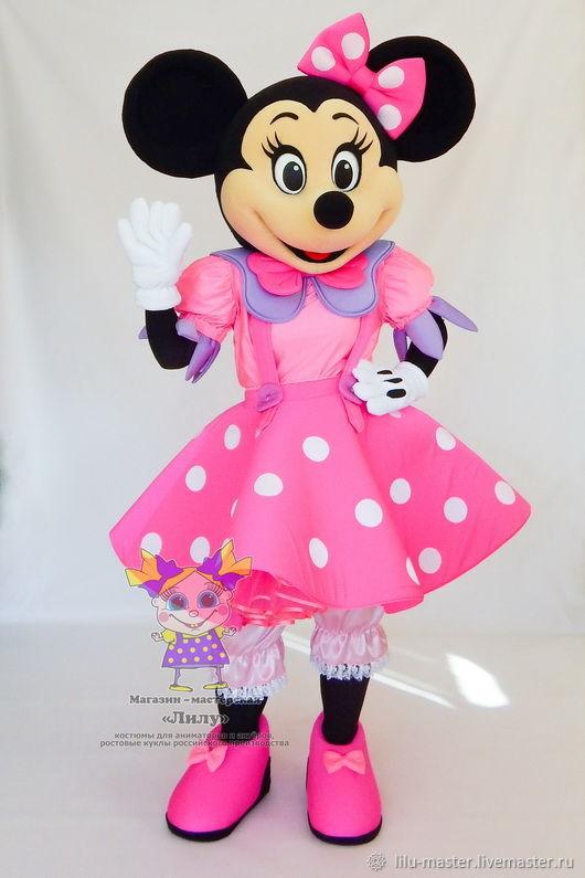 Minnie Mouse. Mascot, Props for animators, Vladivostok,  Фото №1