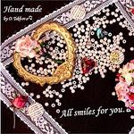 All smiles for you... (LLlokoladka-89) - Ярмарка Мастеров - ручная работа, handmade