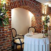 Цветы ручной работы. Ярмарка Мастеров - ручная работа Оформление свадьбы цветами в ресторане Le restaurant. Handmade.