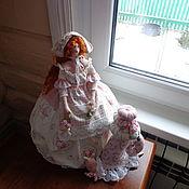 Куклы и игрушки ручной работы. Ярмарка Мастеров - ручная работа Приятного чаепития.. Handmade.