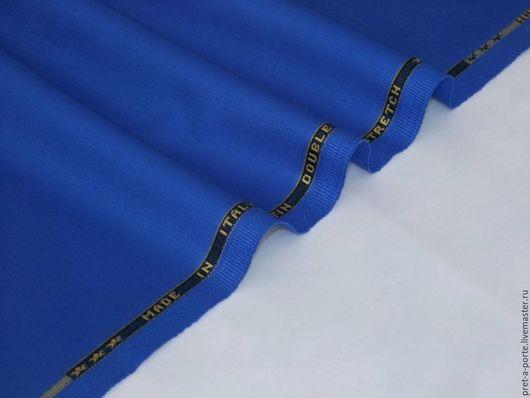 Шитье ручной работы. Ярмарка Мастеров - ручная работа. Купить D&G  шерсть сатин с эластаном, Италия. Handmade. Разноцветный