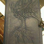 Блокноты ручной работы. Ярмарка Мастеров - ручная работа Иггдрасиль. Handmade.