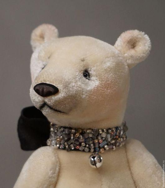 Мишки Тедди ручной работы. Ярмарка Мастеров - ручная работа. Купить Полярный мишка Bell. Handmade. Белый, полярный мишка