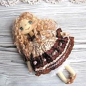 Куклы и игрушки ручной работы. Ярмарка Мастеров - ручная работа Текстильная кукла - Принцесса Меган. Handmade.
