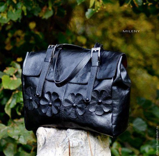 саквояж , женская сумка саквояж , сумка ручной работы купить , сумка кожаная купить