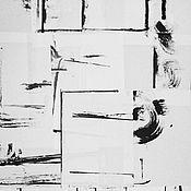 """Картины и панно ручной работы. Ярмарка Мастеров - ручная работа Картина """"Береста"""". Handmade."""