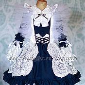 Одежда handmade. Livemaster - original item School dress Art.069. Handmade.
