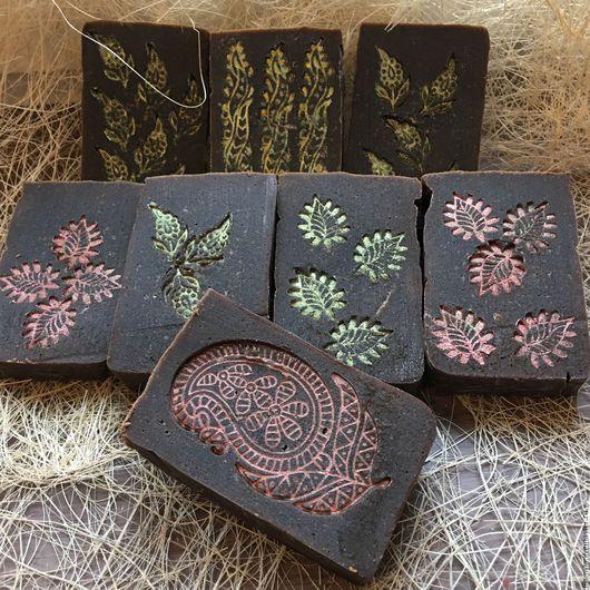 Мыло ручной работы. Ярмарка Мастеров - ручная работа. Купить Мыло-Маска МарсельскоеN3 Аюрведическое Индийские травы антицеллюлитное. Handmade.