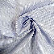 Ткани ручной работы. Ярмарка Мастеров - ручная работа Хлопок сорочечный. Handmade.