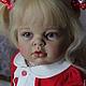 Куклы-младенцы и reborn ручной работы. кукла реборн Ариша. Шумакова Вера. Ярмарка Мастеров. Кукла реборн, молд виниловый
