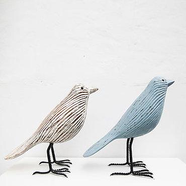 """Для дома и интерьера ручной работы. Ярмарка Мастеров - ручная работа Птичка """"Burung-Burung"""". Handmade."""