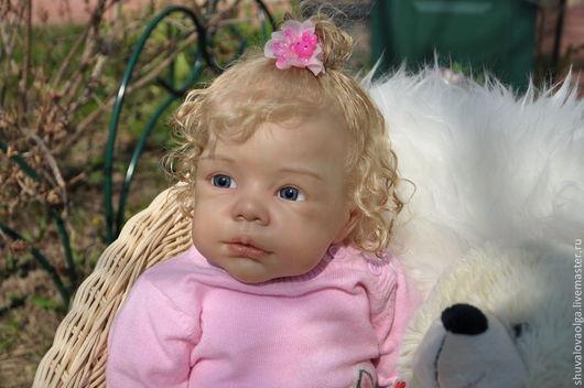 Куклы-младенцы и reborn ручной работы. Ярмарка Мастеров - ручная работа. Купить Кукла реборн Лила. Handmade. Кукла реборн