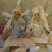 Куклы и игрушки ручной работы. Ярмарка Мастеров - ручная работа Ангелы Утро исполнения желаний.... Handmade.