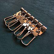 Фурнитура для сумок ручной работы. Ярмарка Мастеров - ручная работа Фурнитура для ключниц. Handmade.