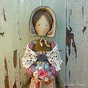 Куклы и игрушки ручной работы. Ярмарка Мастеров - ручная работа Кружева и розы. Handmade.