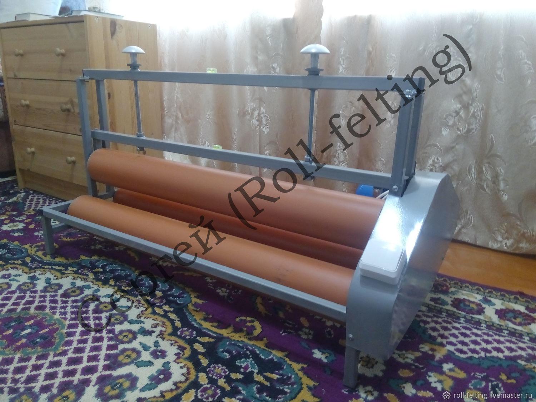 Машина 90 см для валяния шерсти в рулоне, Инструменты для валяния, Балахна,  Фото №1