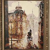 Картины и панно handmade. Livemaster - original item Victorian London. Handmade.
