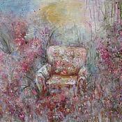 Картины и панно ручной работы. Ярмарка Мастеров - ручная работа May your May be tender.... Handmade.